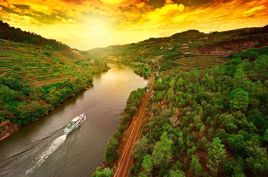 River cruising on europe's scenic waterways